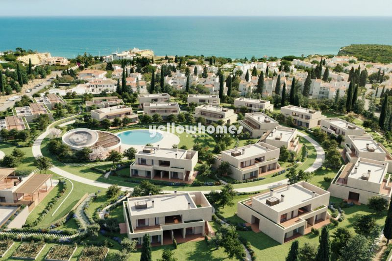 1-bed apt. under construction in a luxury resort near the beach, Armacao de Pera